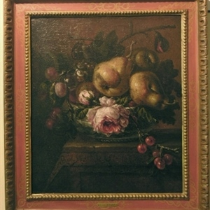 Still Life with Fruit and Flowers full